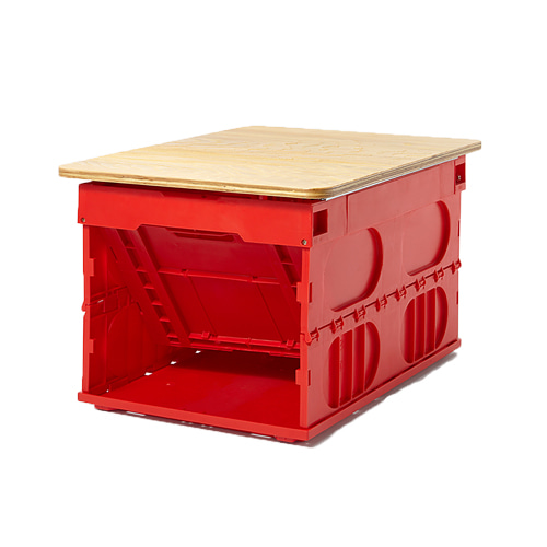 FOLDING EZBOX(RED)