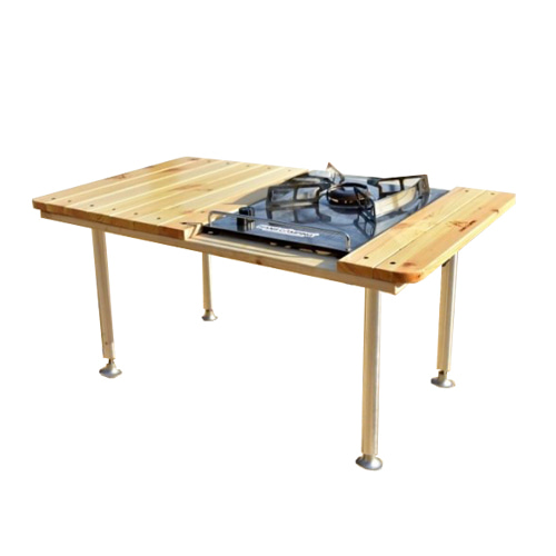 SOSO TABLE - EZ WOOD